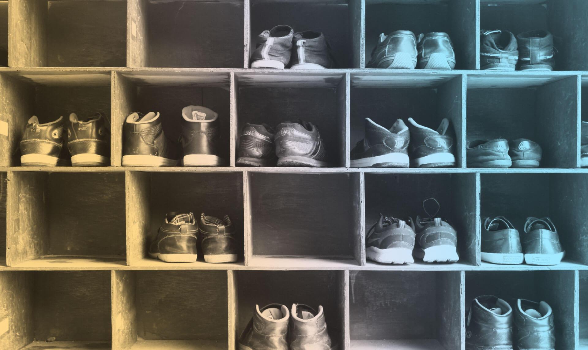 Les meilleurs range chaussures