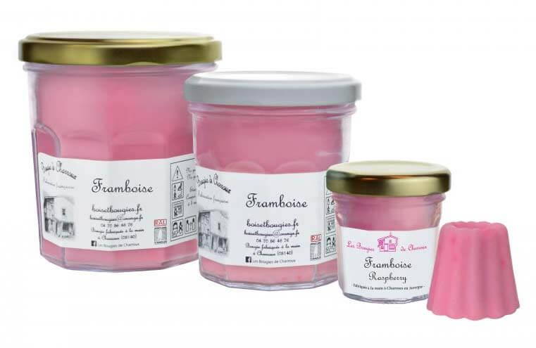 Les bougies de Charroux - Bougies parfumées naturelles