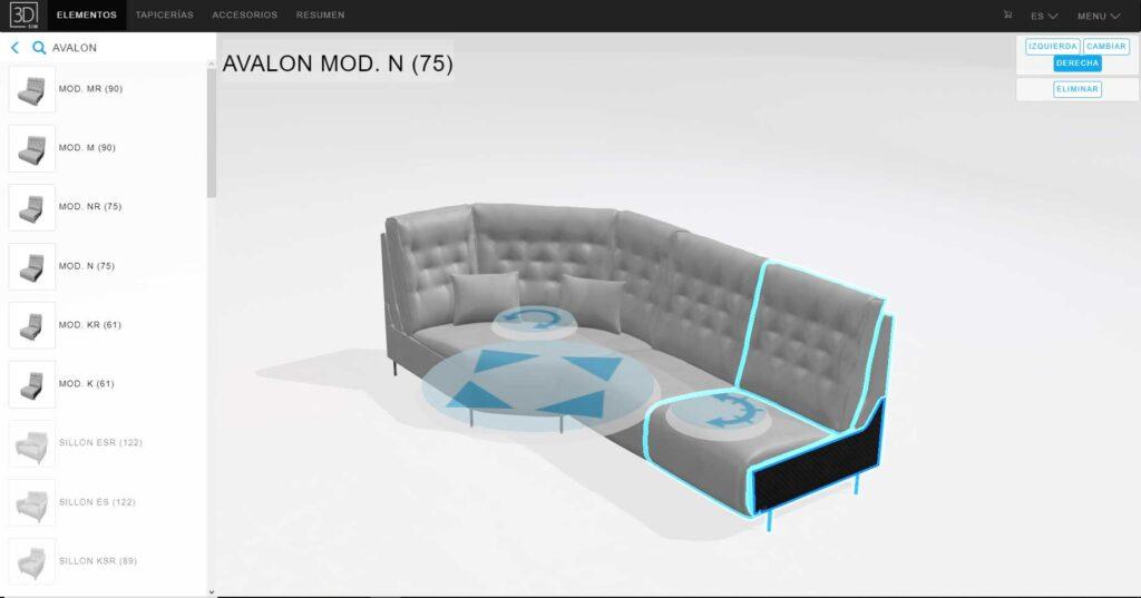 application de conception 3d