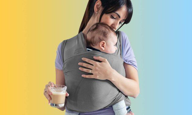 Porte bébé écharpe : les meilleurs modèles en 2021