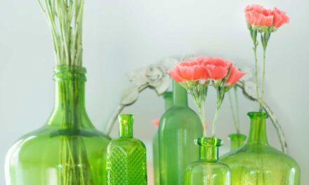 Vase Dame Jeanne : le retour de cette bonbonne déco vintage