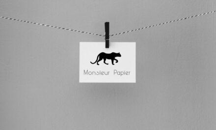 Monsieur Papier : Focus sur cette marque de papeterie et de décoration indépendante