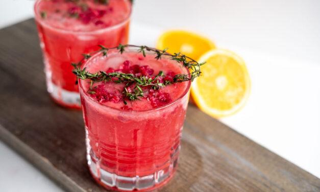 3 boissons minceur efficaces que vous pouvez préparer chez vous