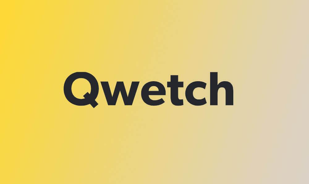 Bouteille Qwetch et autres produits contenants