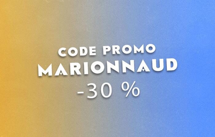 Code promo Marionnaud 30% de réduction