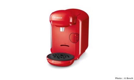 Test de la machine à café à capsule Bosch TAS1403 Tassimo Vivy 2