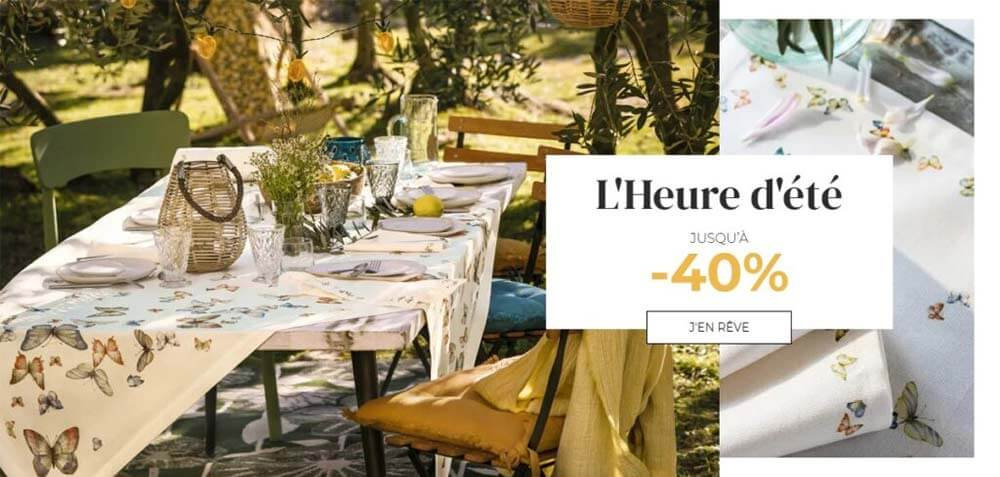 Promotions Linvosges