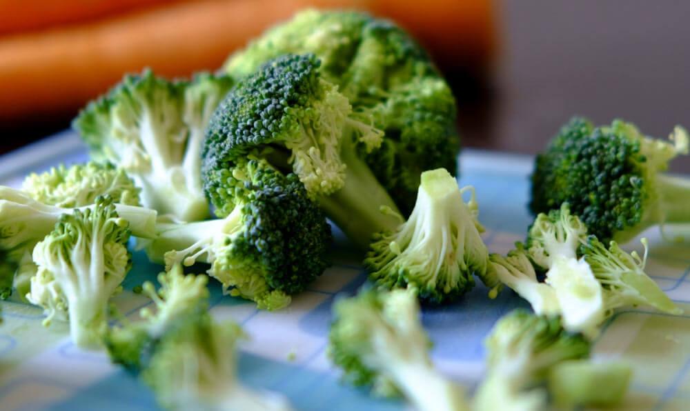 Planter des brocolis
