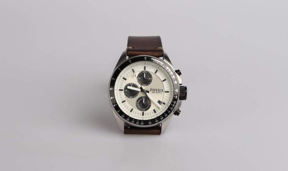 Soldes Fossil Montres et montres connectées
