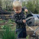 Les avantages du jardinage pour les enfants