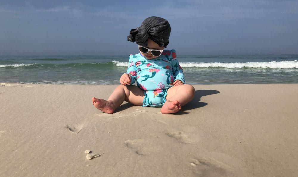 meilleures crèmes solaires pour bébé