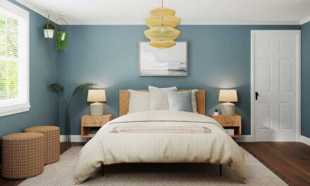 La couleur tendance 2021 pour votre chambre à coucher