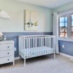 Comment décorer la chambre de bébé lorsque votre budget est limité ?