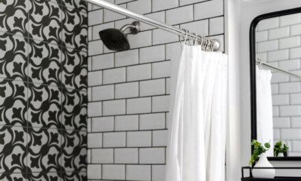 Comment nettoyer et laver un rideau de douche