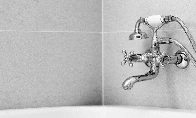 Changer de robinet de salle de bain